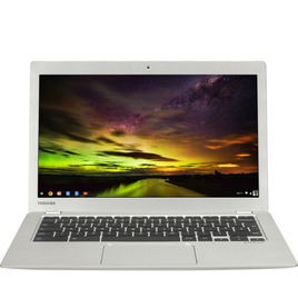 "Toshiba CB30-B-104 13.3"" Chromebook 2 Full HD - Silver Reviews"