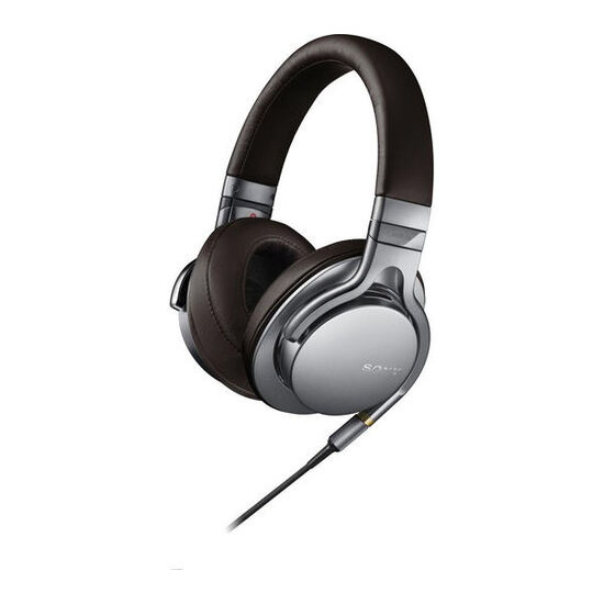 Sony MDR-1AS Headphones - Silver