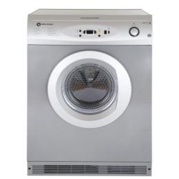 White Knight C86A7S 7kg Digital Sensing Air Vented Tumble Dryer Silver Reviews