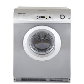 White Knight C86A7S 7kg Digital Sensing Air Vented Tumble Dryer