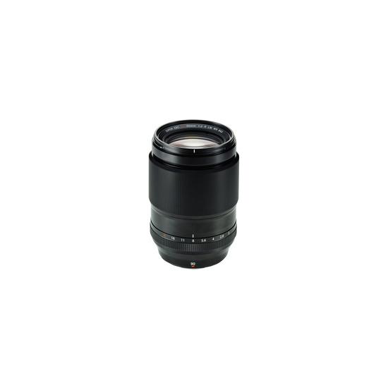 Fujifilm XF 90mm f/2.0 R LM WR Lens