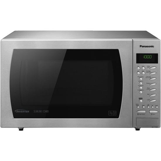 Microwave Oven NN-CT585SBPQ