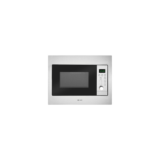Caple CM126 Stainless steel Built in classic 600mm microwave oven with grill