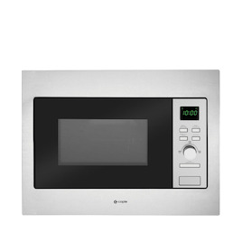 Caple CM123 Stainless steel Built in classic 600mm microwave oven with grill Reviews