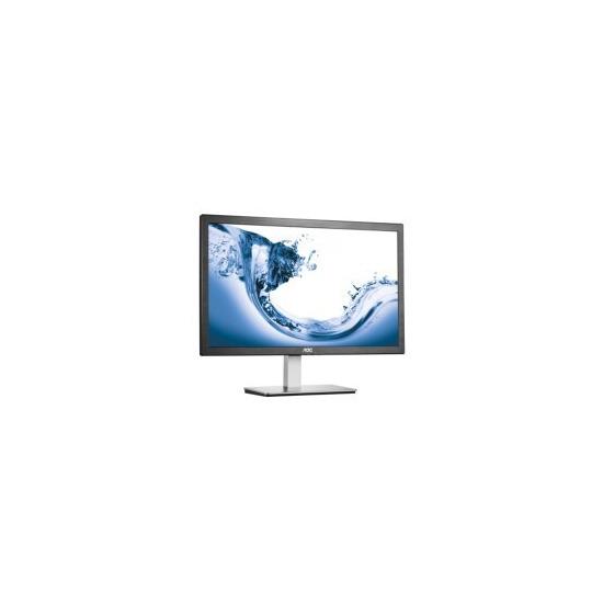 AOC E2476VWM6 23.6 LCD 1920x1080 DVI HDMI VESA Monitor