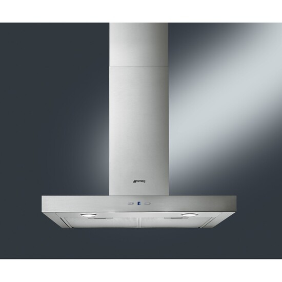 Smeg KAT600HXE Cooker Hood Chimney Stainless Steel