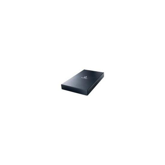Iomega Portable Hard Drive Black Series - Hard drive - 160 GB - external - FireWire / Hi-Speed USB - 5400 rpm - buffer: 8 MB