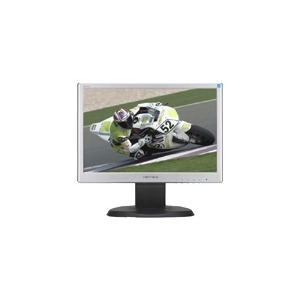 Photo of Hanns-g 17 INCH 8Ms SIL/BLK WIDE LCD Monitor
