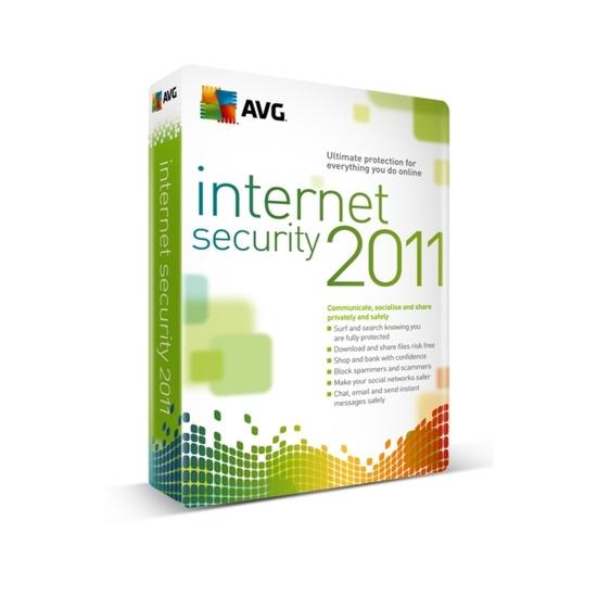 AVG Internet Security 2011 & Free AVG PC TuneUp