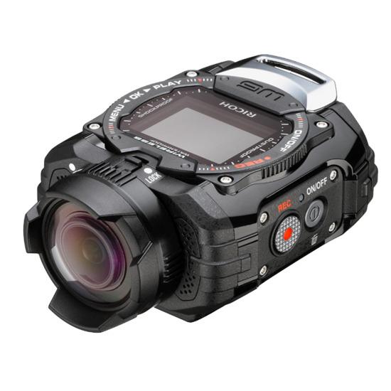 Ricoh WG-M1 Action Cam