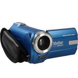 Vivitar DVR508NHD Traditional Camcorder - Blue Reviews