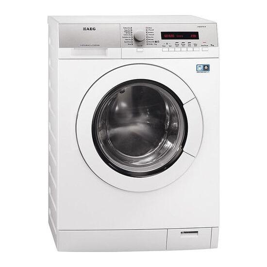 AEG L77695WD Washer Dryer - White