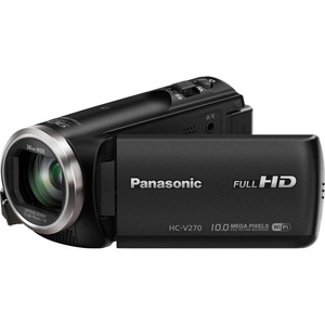 Photo of Panasonic HC-V270 Camcorder