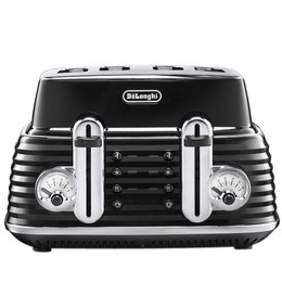 Delonghi CTZ4003 Scultura Four Slice Toaster Reviews