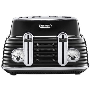Photo of DeLonghi Scultura Four Slice Toaster Toaster