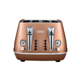Delonghi Distinta Four Slice Toaster Reviews