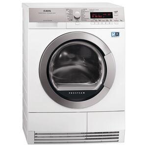 Photo of AEG T885951S Tumble Dryer