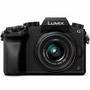Photo of Panasonic Lumix G7 With 14-42MM Lens Digital Camera