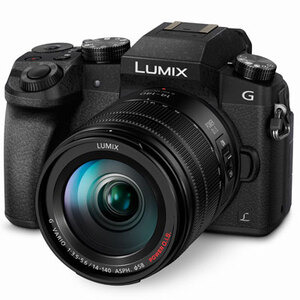 Photo of Panasonic Lumix G7 With 14-140MM Lens Digital Camera