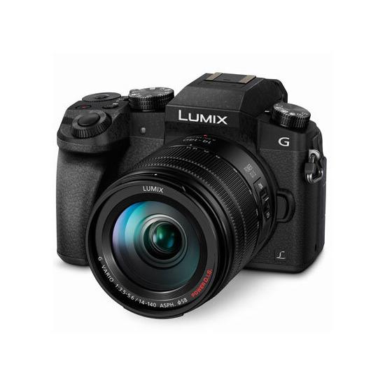 Panasonic Lumix G7 with 14-140mm Lens
