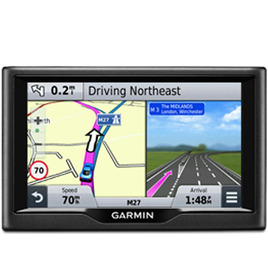 Garmin nüvi 57LM 5 Sat Nav - with UK & ROI Maps Reviews