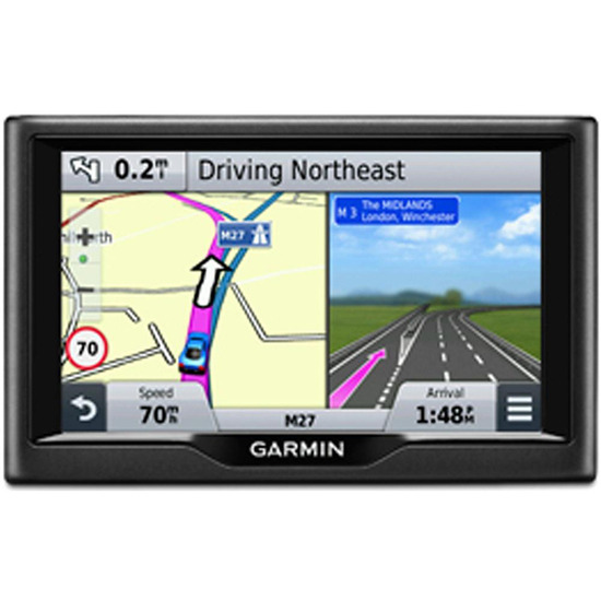 Garmin nüvi 57LM 5 Sat Nav - with UK & ROI Maps