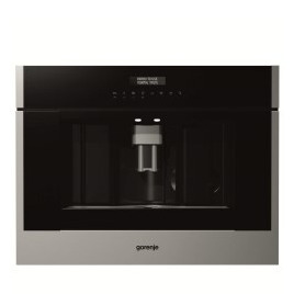 Gorenje CMA9200UX Built In Compact Coffee Machine Stainless Steel Reviews