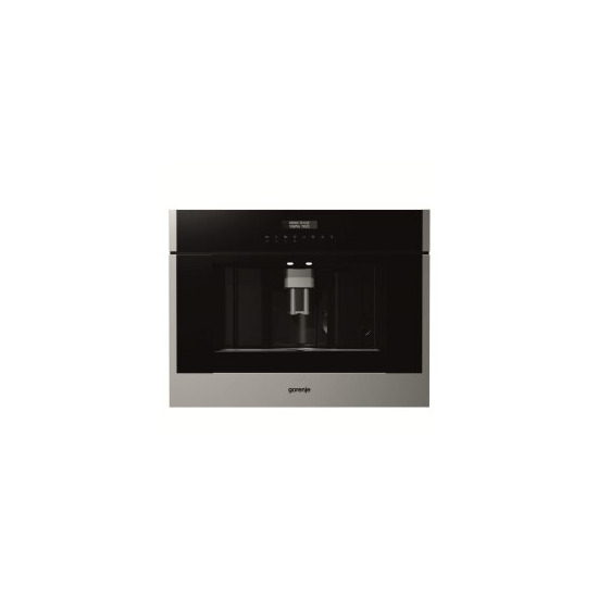 Gorenje CMA9200UX Built In Compact Coffee Machine Stainless Steel