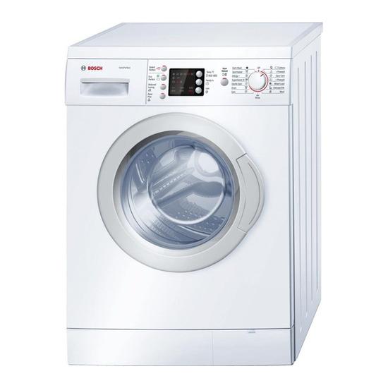Bosch WAE28462GB