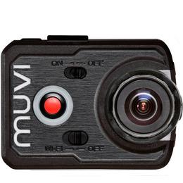 MUVI K-Series K2 Action Camcorder - Black Reviews