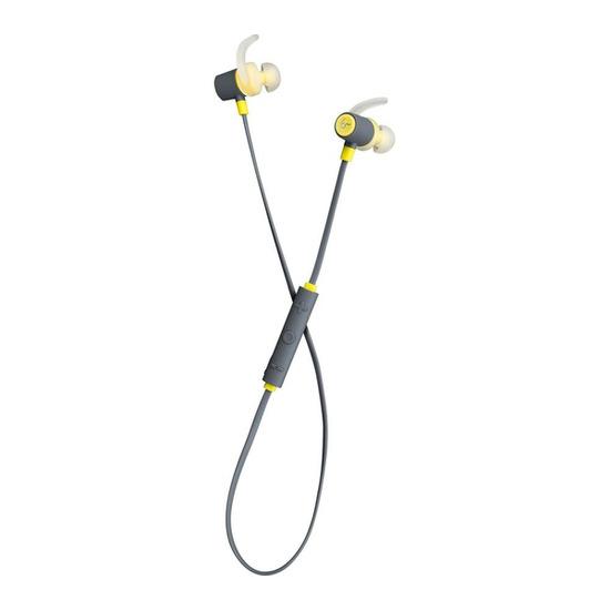 Outrun Wireless Bluetooth Headphones - Yellow
