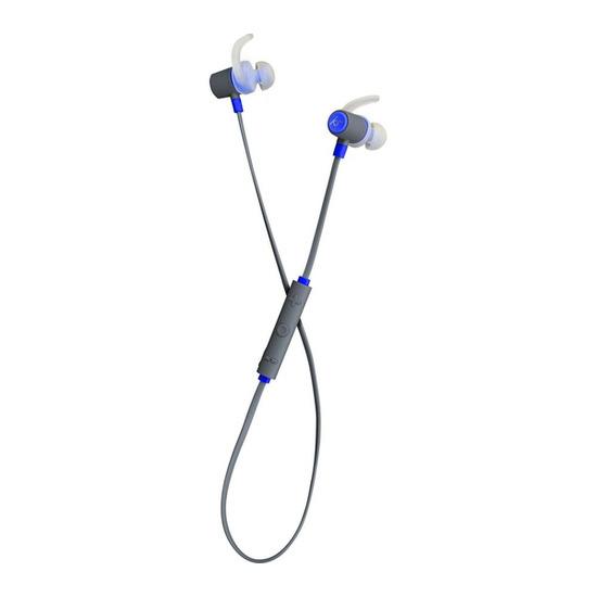 Outrun Wireless Bluetooth Headphones - Blue
