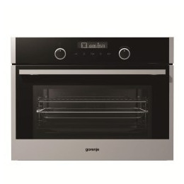 Gorenje BCM547S12X Electric Compact 50L Combi Microwave Stainless Steel Reviews