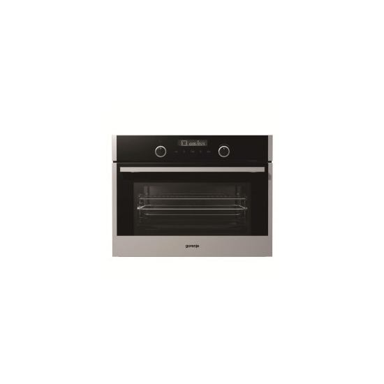 Gorenje BCM547S12X Electric Compact 50L Combi Microwave Stainless Steel