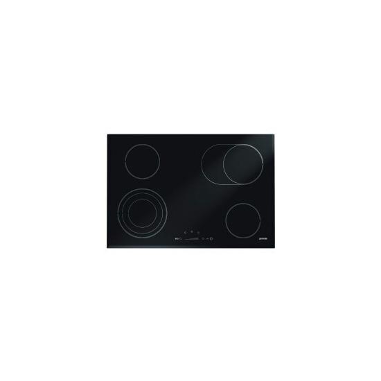 Gorenje ECS780USC 75cm Ceramic Hob Black