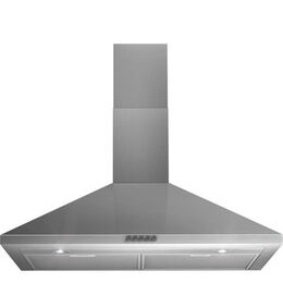 Indesit IHP945CMIX Chimney Cooker Hood - Stainless Steel Reviews