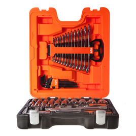 Bahco S103 103 Piece Socket and Mechanical Set MM 1/4in and 1/2in Dynamic Drive Reviews