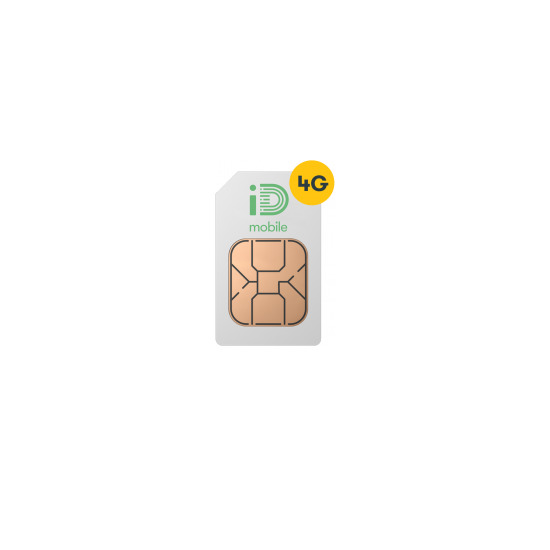 iD Pay Monthly SIM