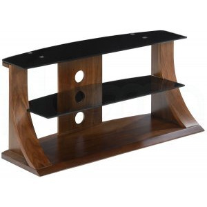 Photo of Jual JF201 1100 Curve Glass TV Stand TV Stands and Mount