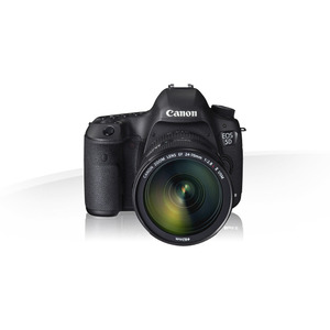 Photo of Canon EOS 5D MKIII Digital SLR Body + Canon EF 24-70MM F/2.8L II USM Lens Digital Camera