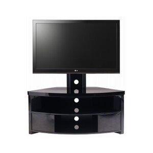 Photo of Gecko Impro IMP900 Black Corner TV Cabinet TV Stands and Mount