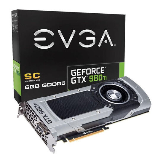 Geforce GTX 980Ti Graphics Card