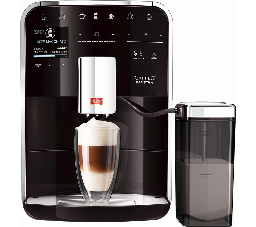 Melitta Caffeo Barista Ts Reviews Compare Prices And Deals