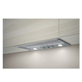 Elica ELB-60-RM ELB60RM Elibloc 9 60 RM Grey 524mm Canopy Cooker Hood With External Motor Reviews