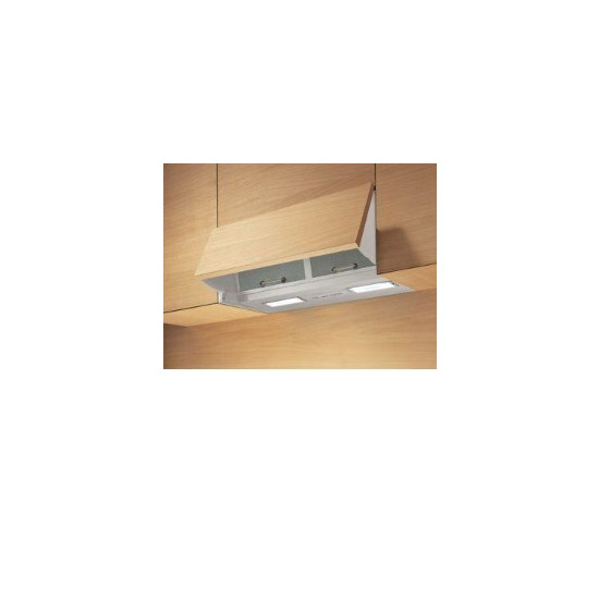 Elica INT-NG-SP Integrata 60cm Integrated Cooker Hood Grey