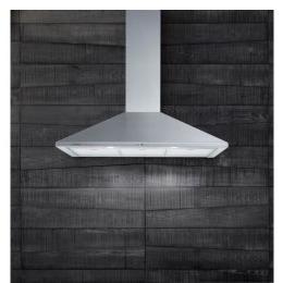 Elica TAMAYA-60-HP Tamaya High Performance 60cm Chimney Cooker Hood Stainless Steel Reviews