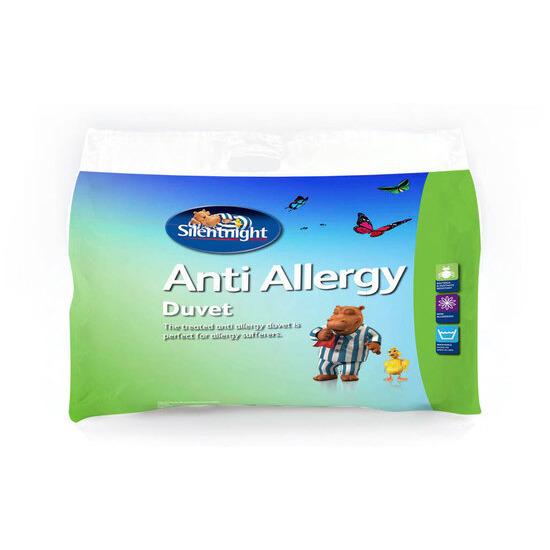 Silentnight 4.5 Tog Anti-Allergy Duvet