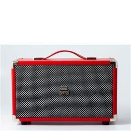 GPO Westwood Bluetooth Retro Speaker - Red