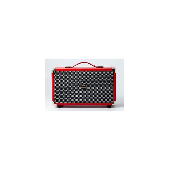 GPO Westwood Bluetooth Retro Speaker - Red