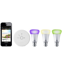 Hue Wireless Bulbs Starter Kit - B22 Reviews